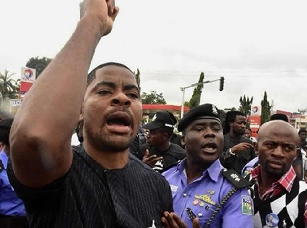 Press Release On The Arrest / Detention and Trial of Deji Adeyanju